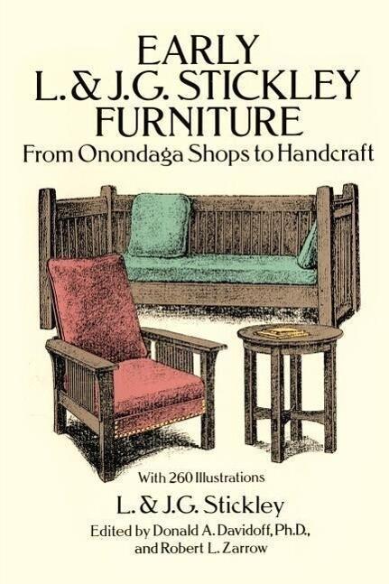 Early L. & J. G. Stickley Furniture als Taschenbuch