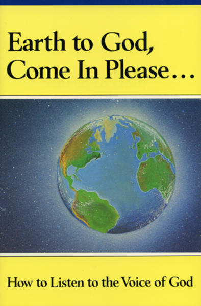 Earth to God, Come in Please..., Book One als Taschenbuch