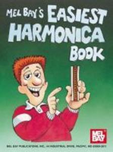 Easiest Harmonica Book als Taschenbuch