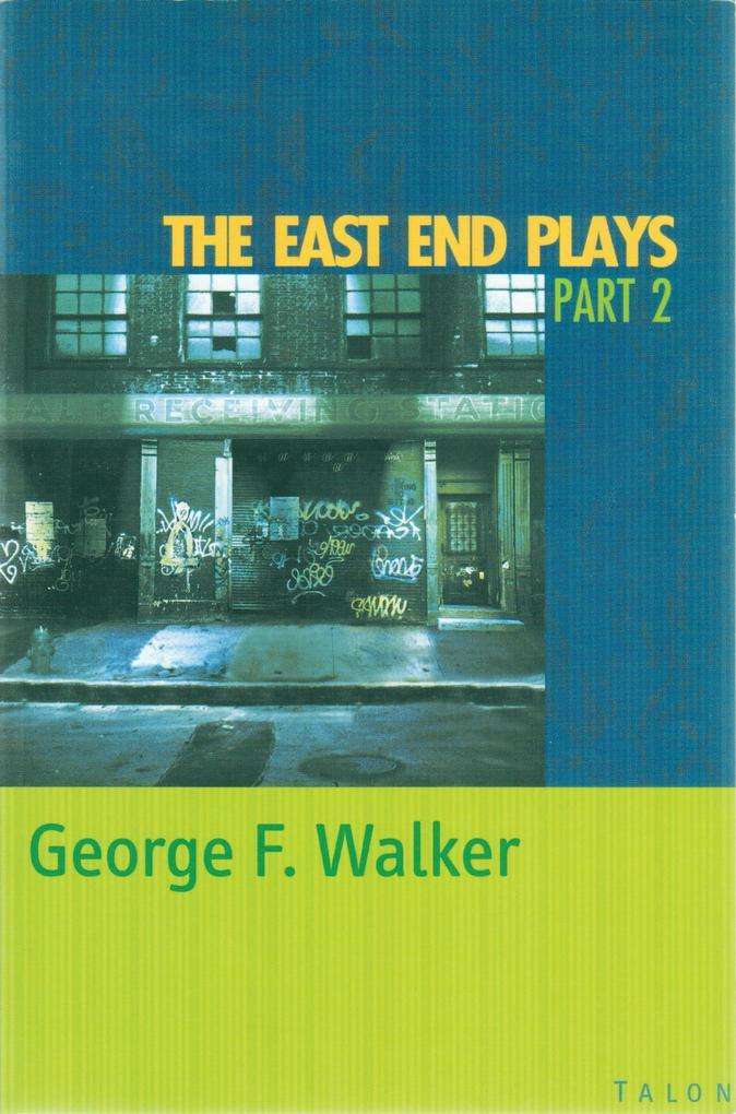 The East End Plays: Part 2 als Taschenbuch