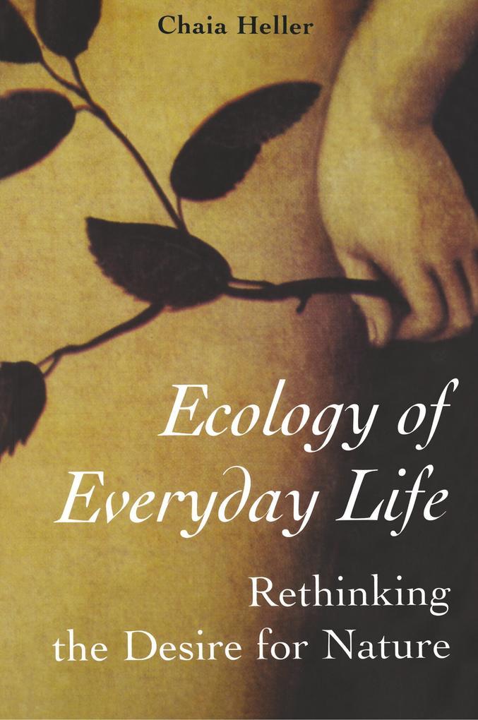 Ecology of Everyday Life als Taschenbuch