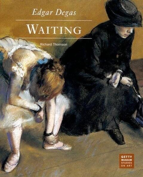 Edgar Degas - Waiting als Taschenbuch