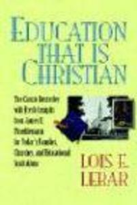 Education That Is Christian als Taschenbuch