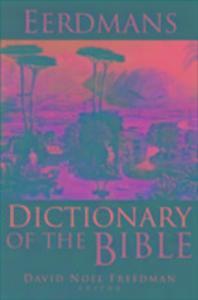 Eerdmans Dictionary of the Bible als Buch