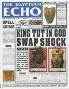 The Egyptian Echo als Buch