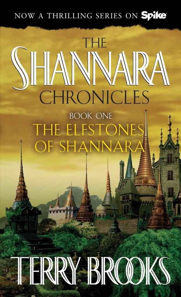 The Elfstones of Shannara als Taschenbuch