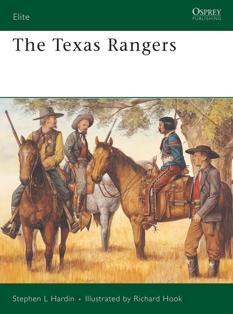 The Texas Rangers als Taschenbuch