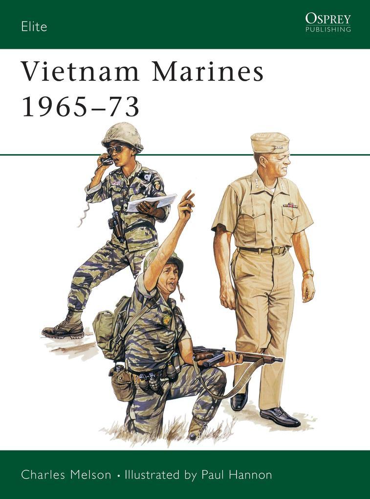 Vietnam Marines, 1965-73 als Taschenbuch