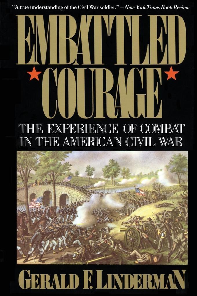 Embattled Courage als Buch