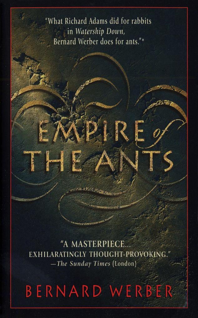 Empire of the Ants als Taschenbuch