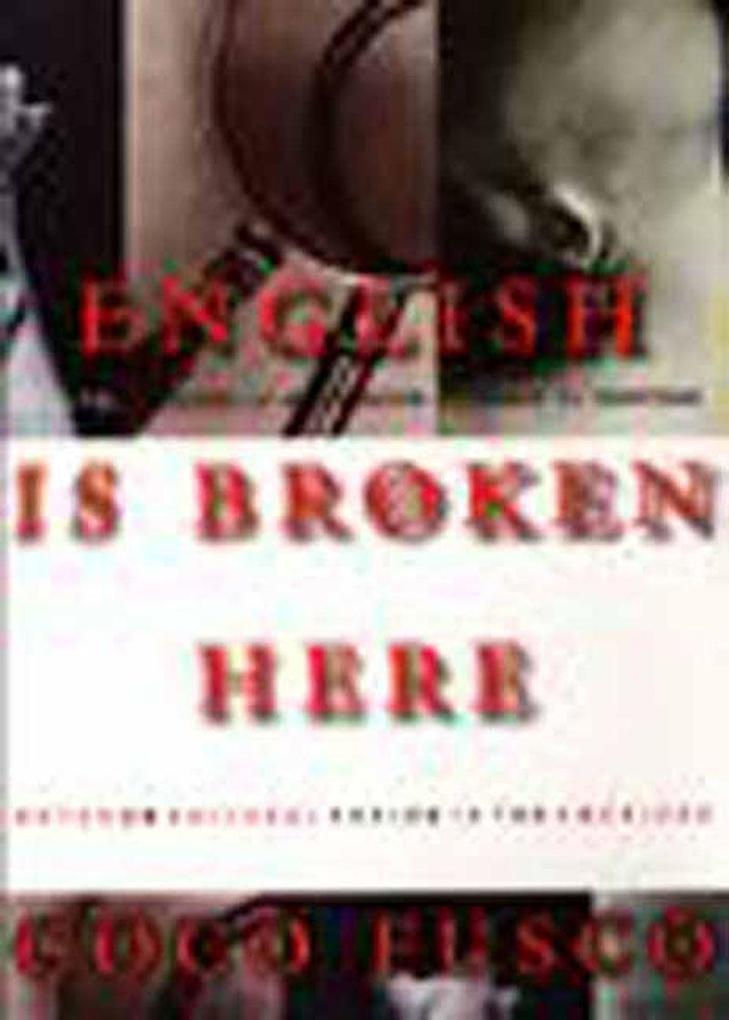 English Is Broken Here als Taschenbuch
