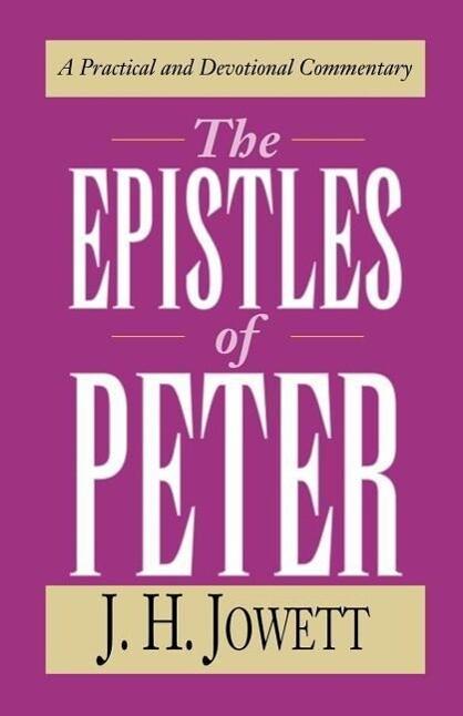 The Epistles of Peter als Taschenbuch