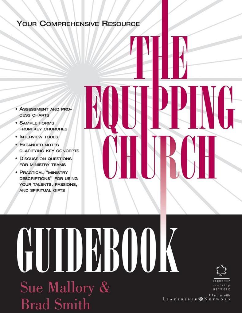 The Equipping Church Guidebook als Taschenbuch