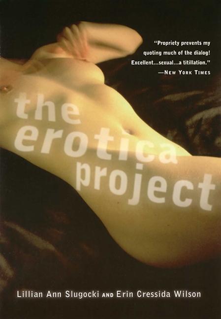 The Erotica Project als Taschenbuch