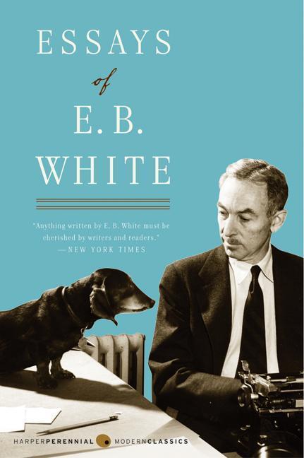 Essays of E. B. White als Taschenbuch