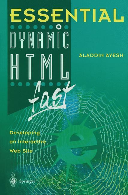 Essential Dynamic HTML fast als Buch