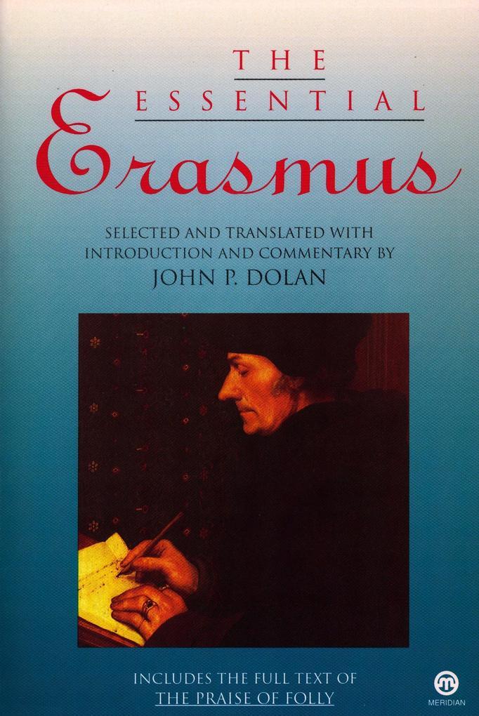 The Essential Erasmus als Taschenbuch