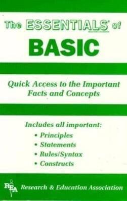 The Essentials of Basic als Taschenbuch
