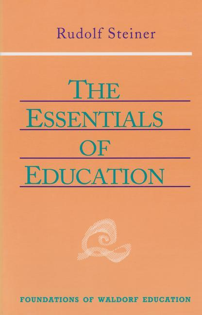 The Essentials of Education als Taschenbuch