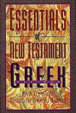 Essentials of New Testament Greek als Buch