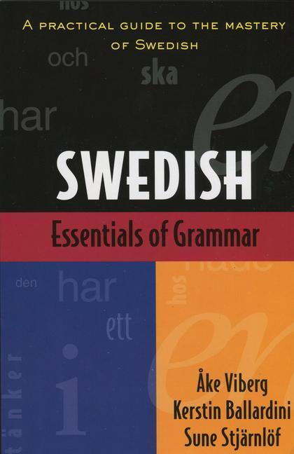Essentials of Swedish Grammar als Taschenbuch