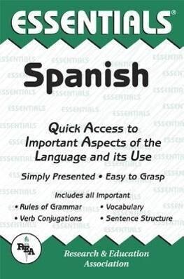 Spanish Essentials als Taschenbuch
