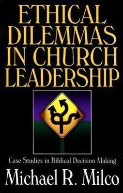Ethical Dilemmas in Church Leadership als Taschenbuch