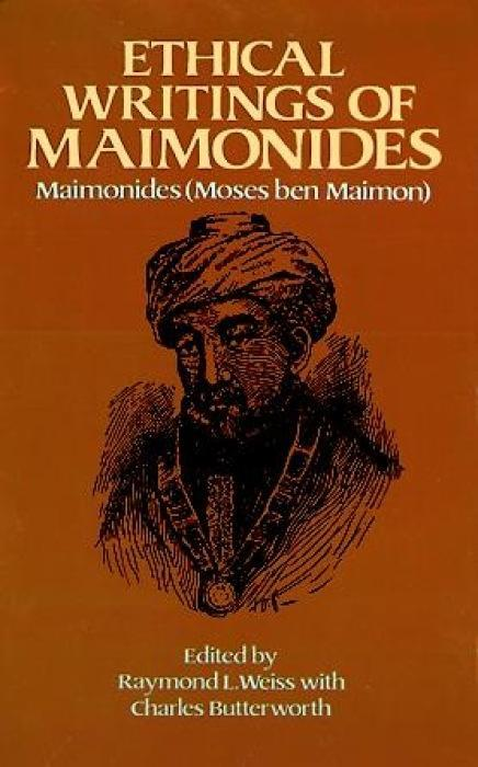 Ethical Writings of Maimonides als Taschenbuch