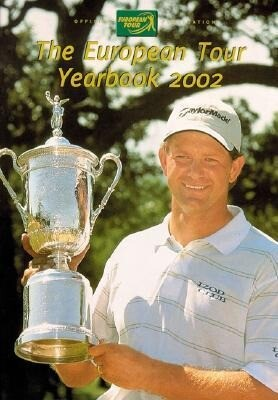 European Tour Yearbook 2002 als Buch