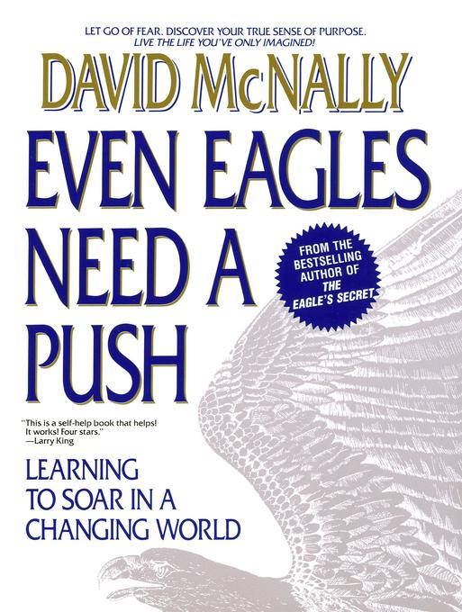 Even Eagles Need a Push: Learning to Soar in a Changing World als Taschenbuch