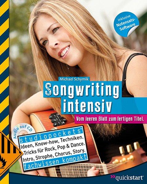Songwriting intensiv als Buch
