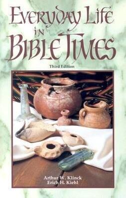 Everyday Life in Bible Times als Taschenbuch