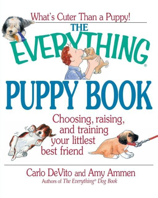 The Everything Puppy Book als Taschenbuch