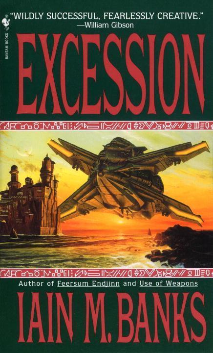 Excession als Taschenbuch