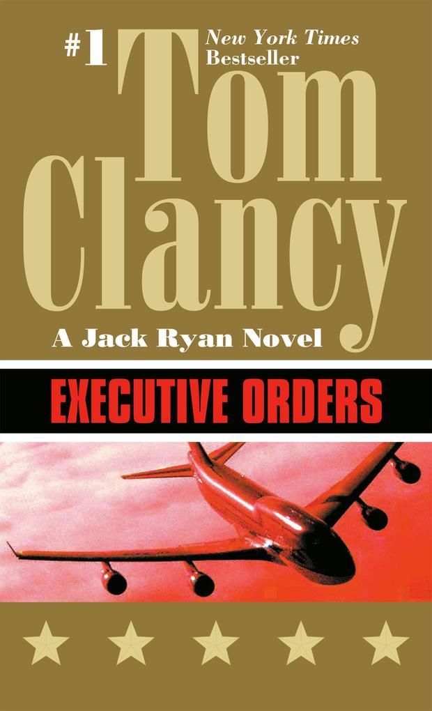 Executive Orders als Taschenbuch