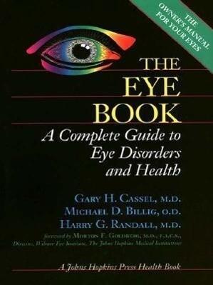 The Eye Book als Taschenbuch