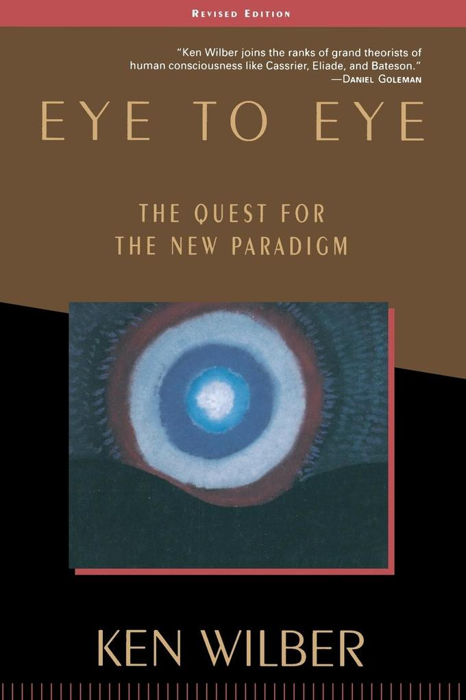 Eye to Eye als Buch