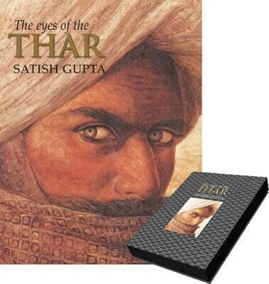 The Eyes of the Thar als Buch
