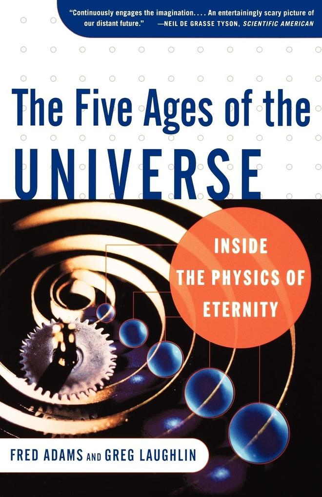 The Five Ages of the Universe als Buch