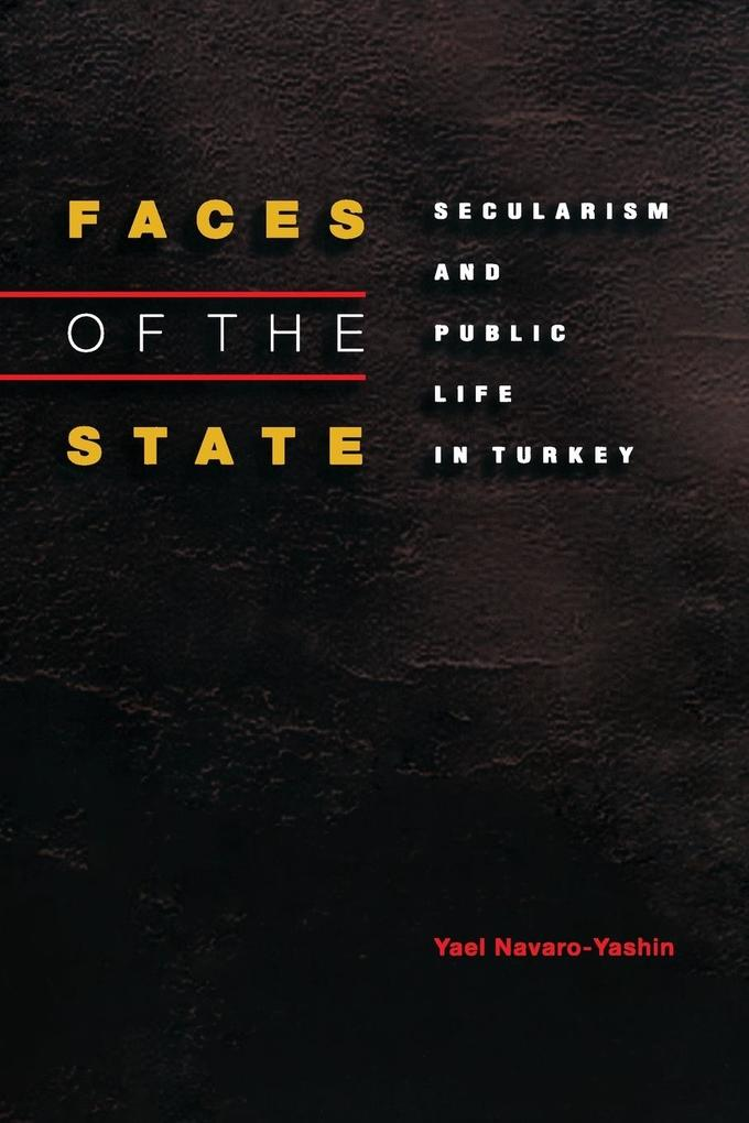 Faces of the State als Taschenbuch