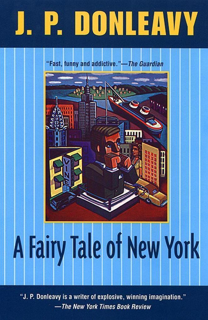 A Fairy Tale of New York als Taschenbuch