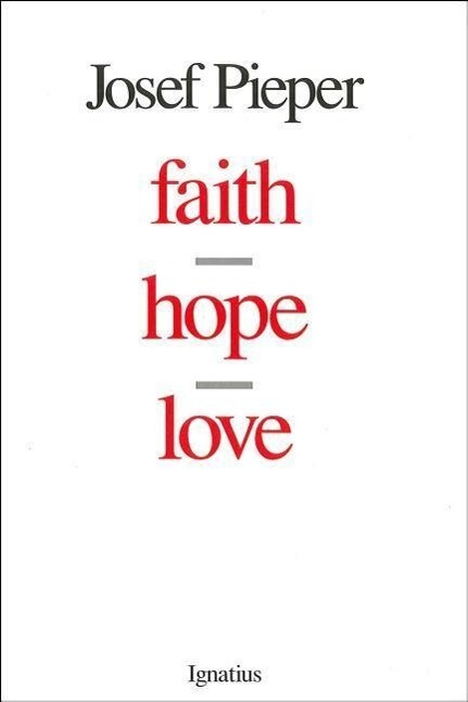 Faith, Hope, Love als Taschenbuch