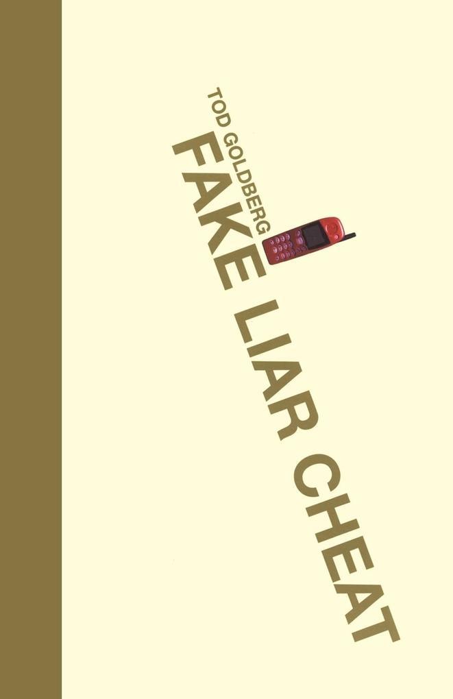 Fake Liar Cheat als Taschenbuch