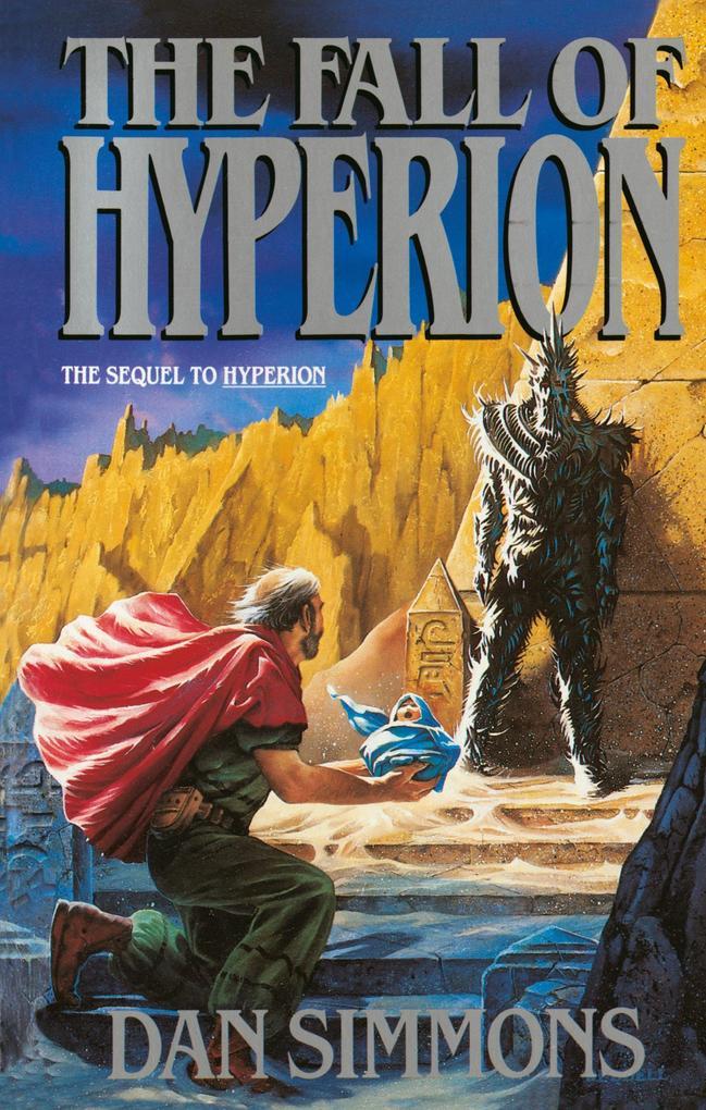 The Fall of Hyperion als Taschenbuch