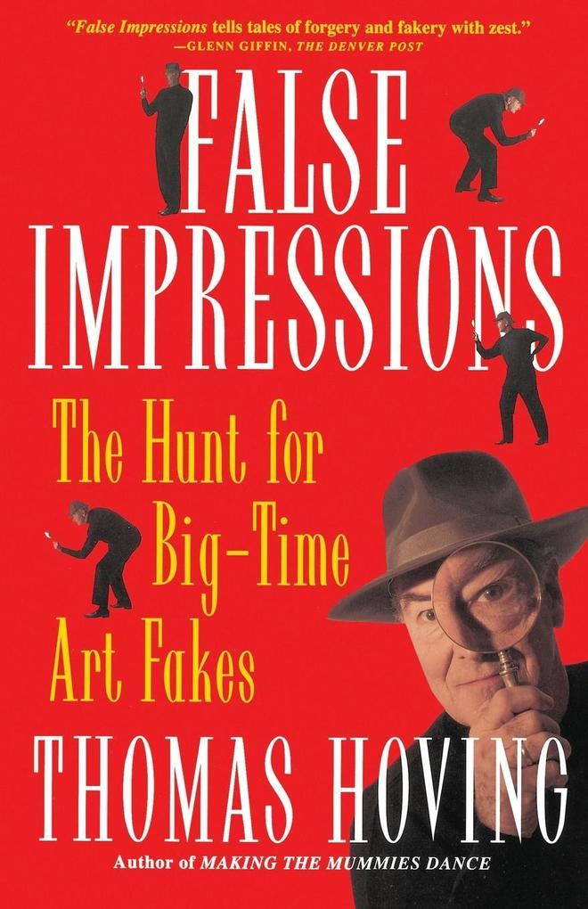 False Impressions als Taschenbuch