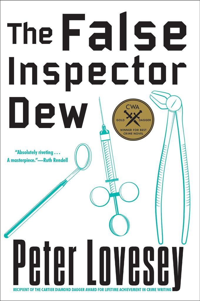 The False Inspector Dew als Taschenbuch