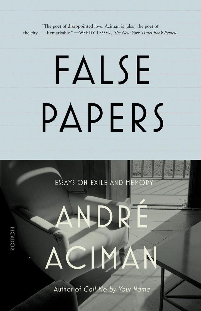 False Papers als Buch