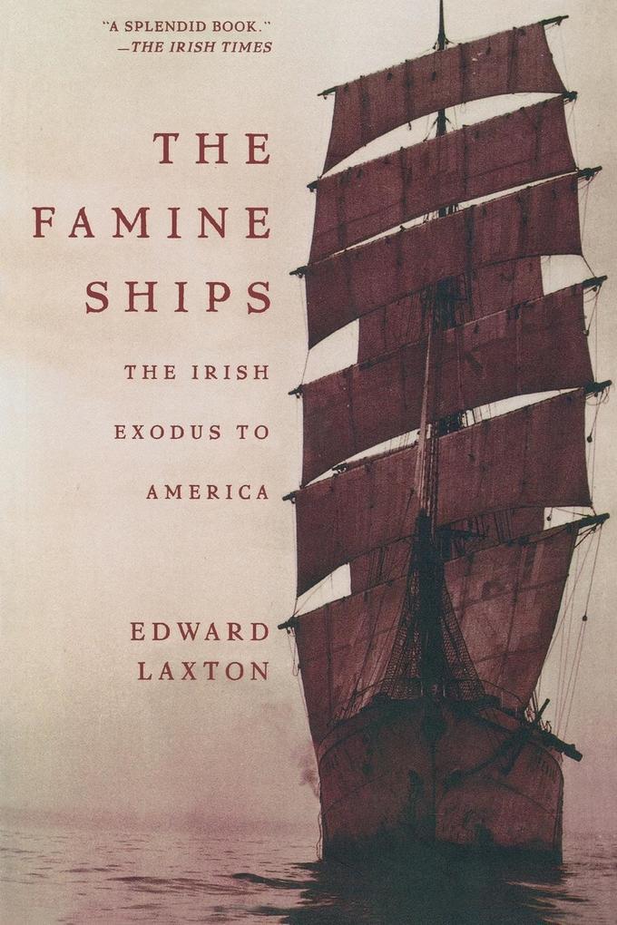 The Famine Ships als Taschenbuch
