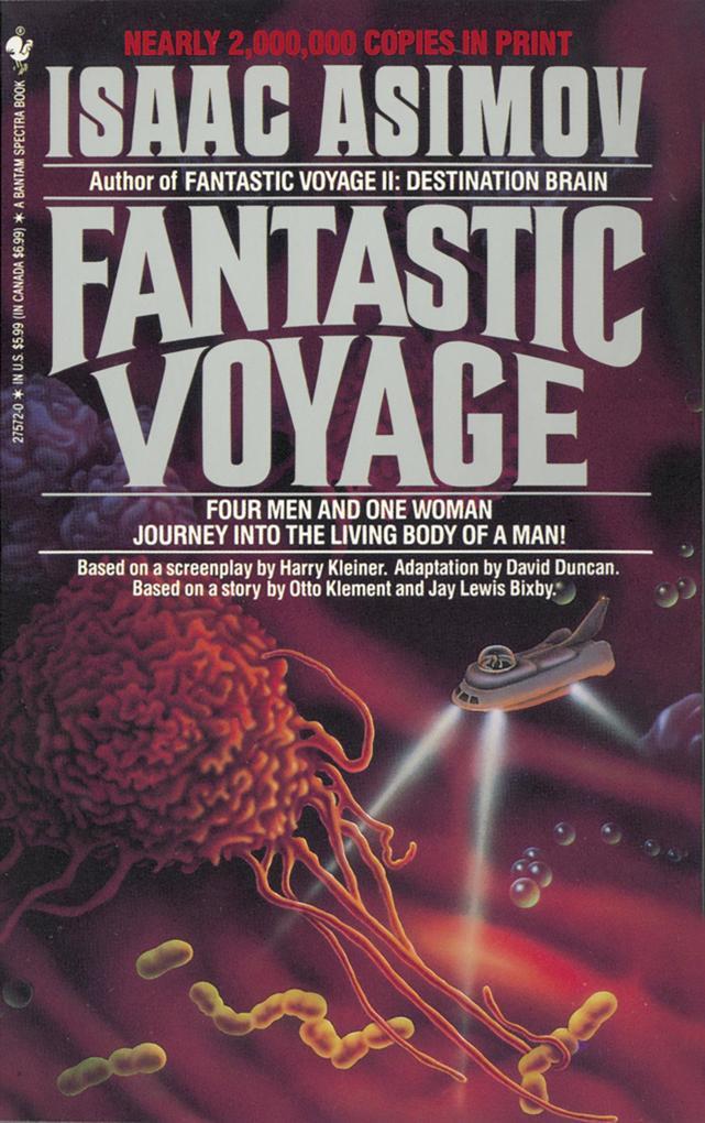 Fantastic Voyage als Taschenbuch
