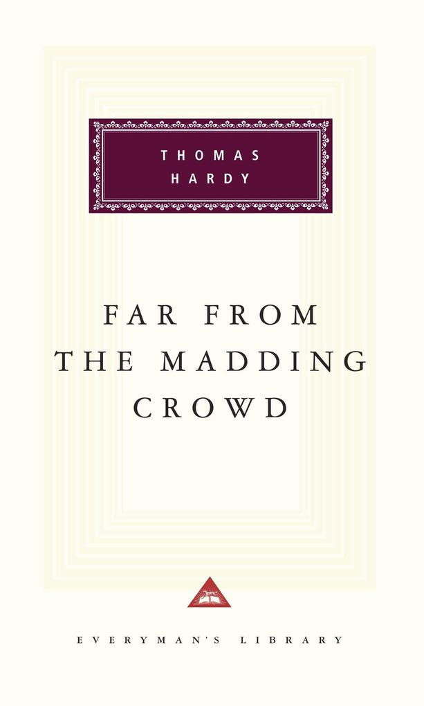 Far from the Madding Crowd als Buch